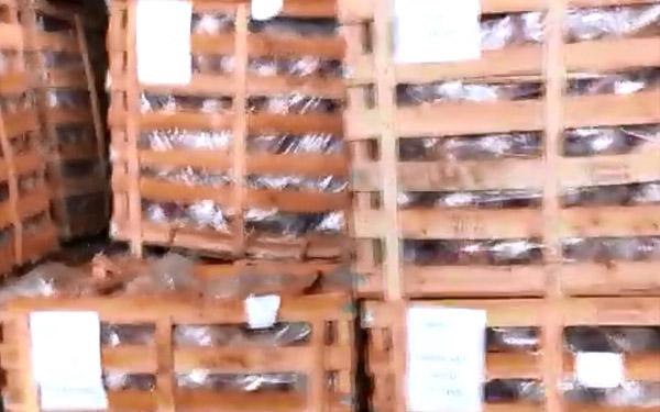 巴基斯坦矿盐仓库