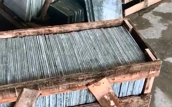玉石板材仓库
